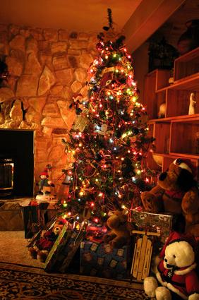 weihnachtsbaum schm cken dekorieren wohnen einrichten. Black Bedroom Furniture Sets. Home Design Ideas